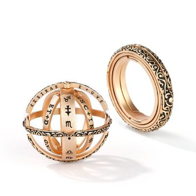 18K Gold Plated Silver 925
